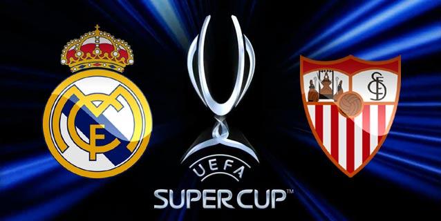 Prediksi Real Madrid vs Sevilla 10 Agustus 2016