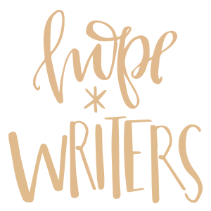 Proud Member of Hope*Writers