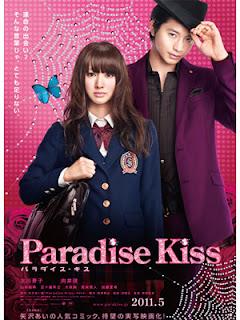 Sinopsis Paradise Kiss (2011)