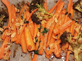 morötter i ugn