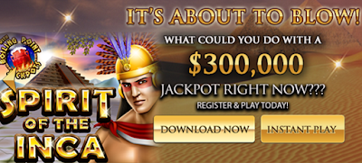 Visit Grand Fortune Casino | Check Spirit of The Inca Game for Big Wins
