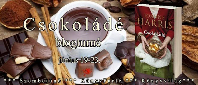 Joanne Harris: Csokolade