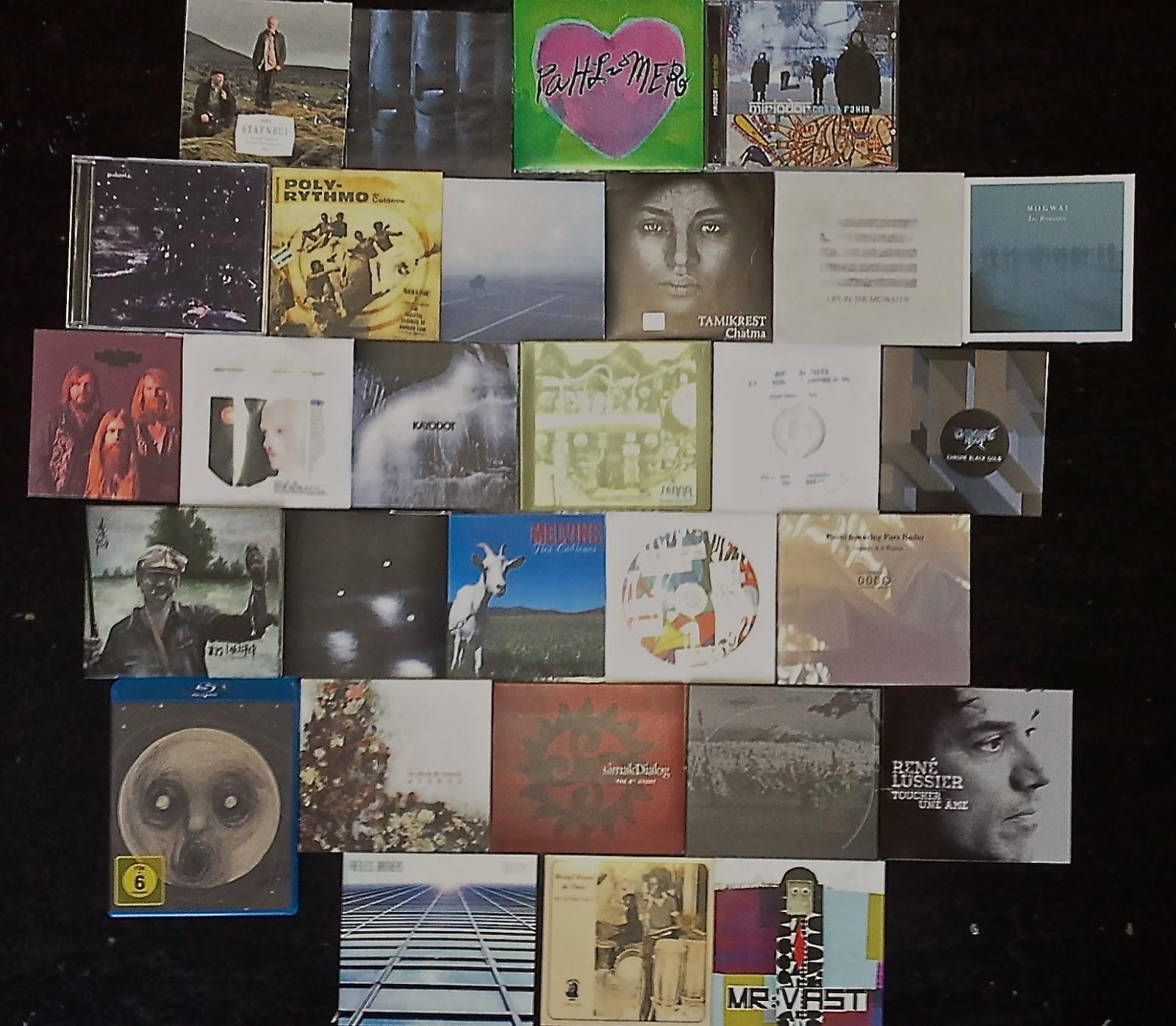 Monsieur Délire: Top 30 2013 Délire musical