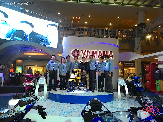 Yamaha Brings International Motorshow in Cebu