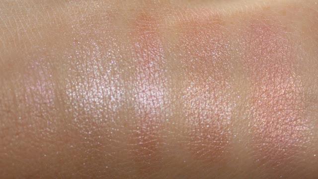 Шиммер на коже