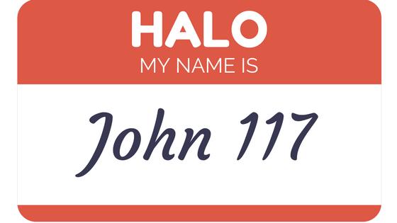Halo My Name is John 117