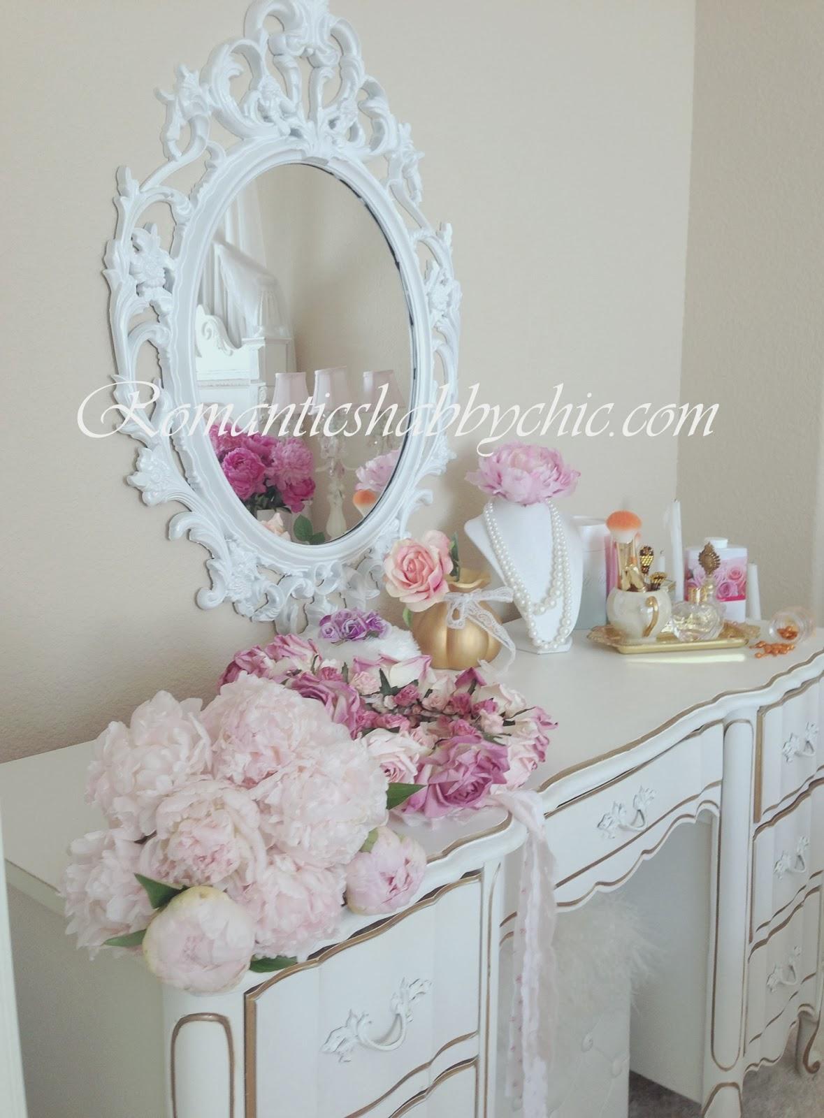 My Shabby Chic Home  Romantik Evim Romantik Ev Romantic shabby chic  pink shabby chic