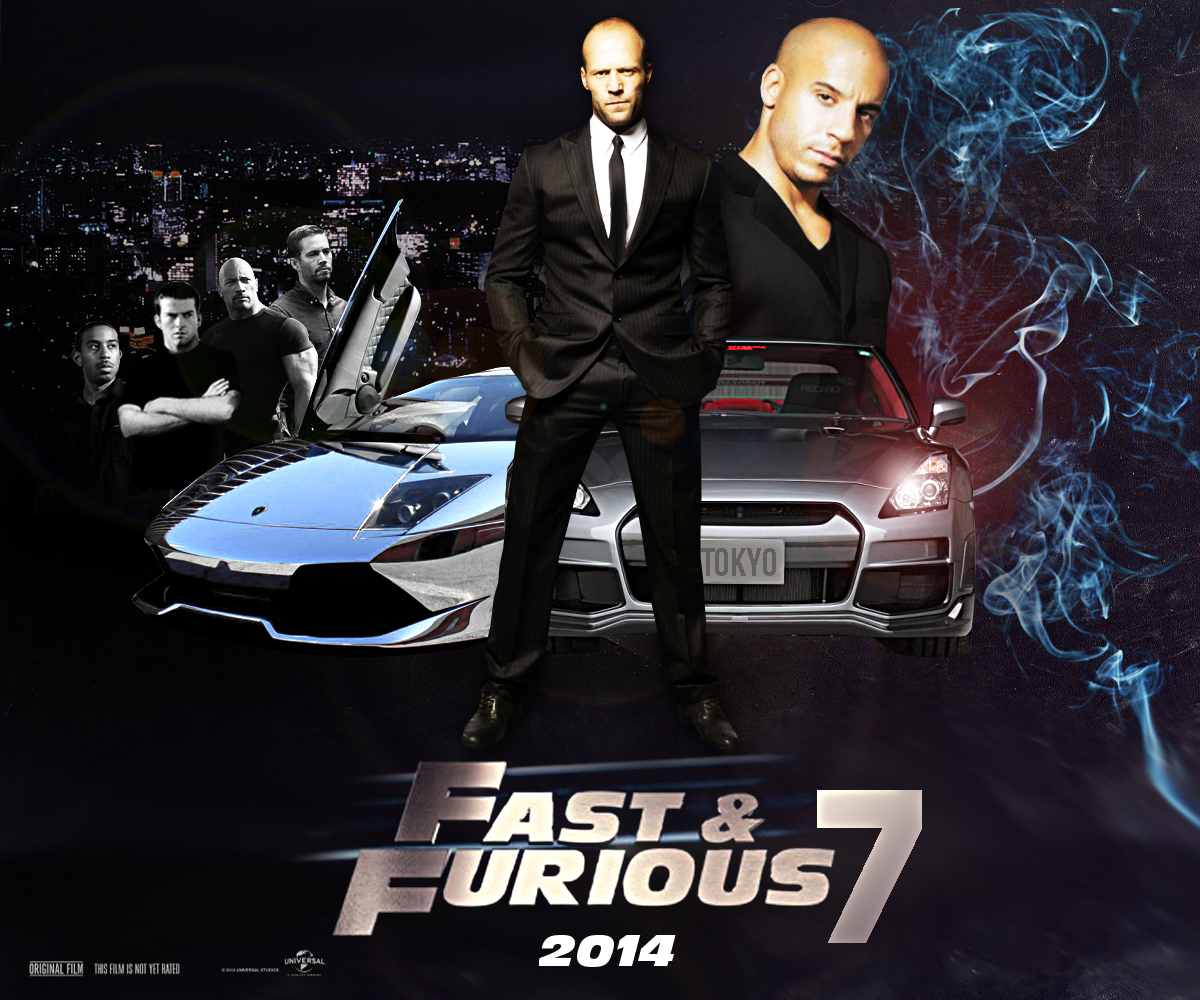 fast and furious 7 wallpapers new movies collections. Black Bedroom Furniture Sets. Home Design Ideas