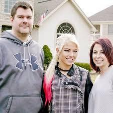 Alexa Bliss Family