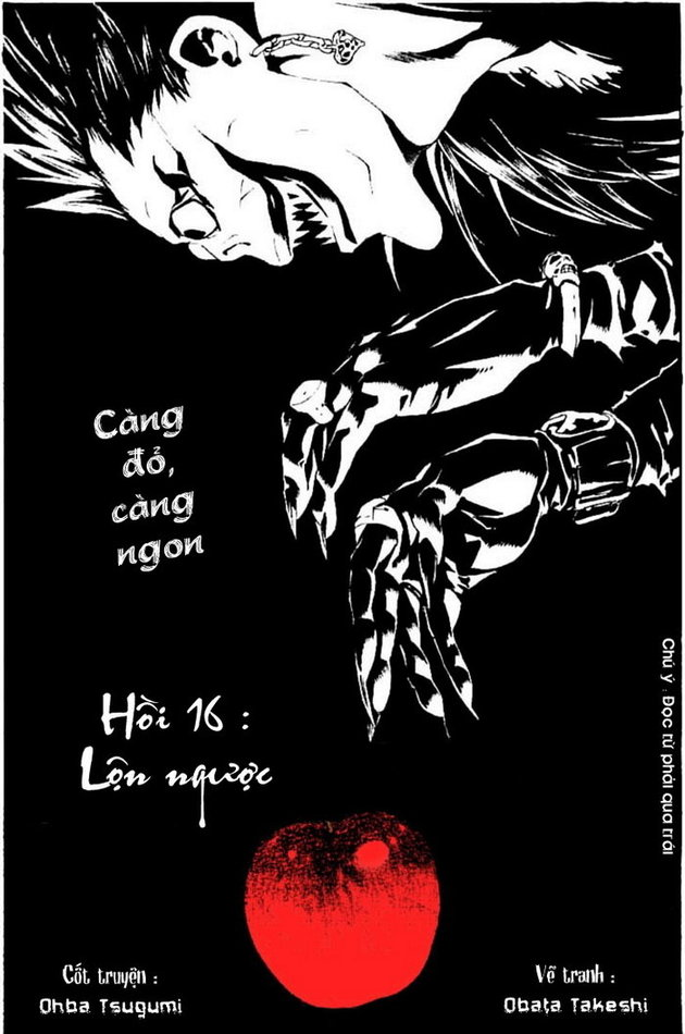 Death Note chapter 016 trang 2