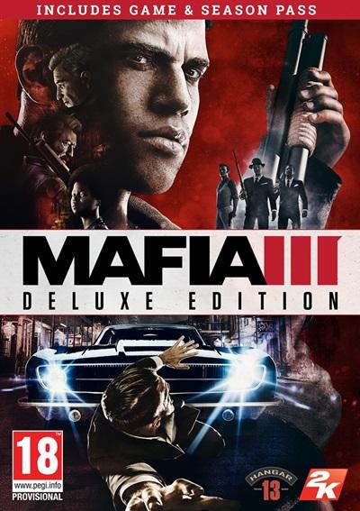 โหลดเกม Mafia iii