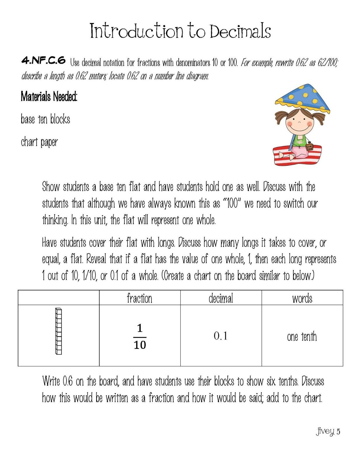 Workshop Wednesday Math Manipulatives