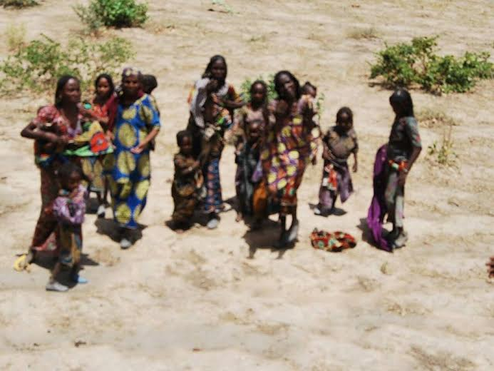 1 Photos: Troops clear Boko Haram camp in Sambisa Forest, rescue 41 hostages