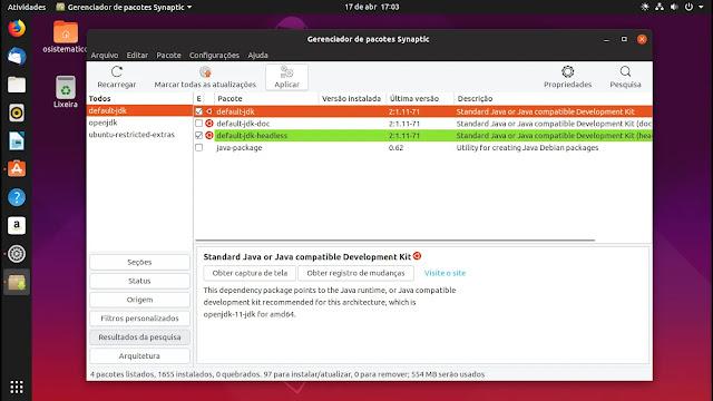 java-openjdk-canonical-lançamento-linux-ubuntu-disco-dingo-1904-19-04-gnome-shell-yaru-tema