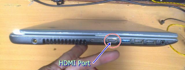 Fungsi HDMI Port pada PC (Desktop / Laptop)