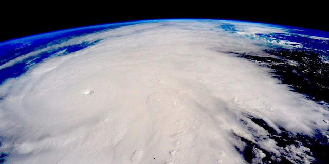 """""""Ofelia"""" el huracán que impactará en Irlanda y Reino Unido."""