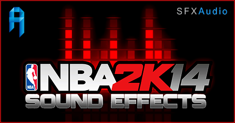 NBA 2K14 Sound Effects Mod