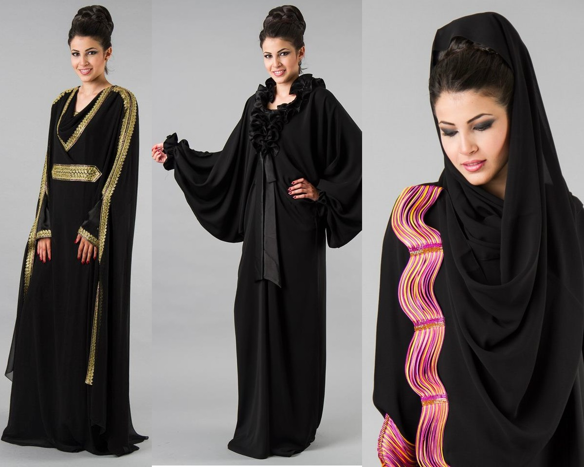 Abaya Fashion Style