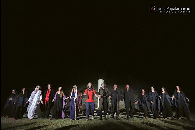 Άρτα: Το Politheatro Παρουσιάζει Την Κλυταιμνήστρα Στο Θέατρο Κάστρου Στην Αρτα