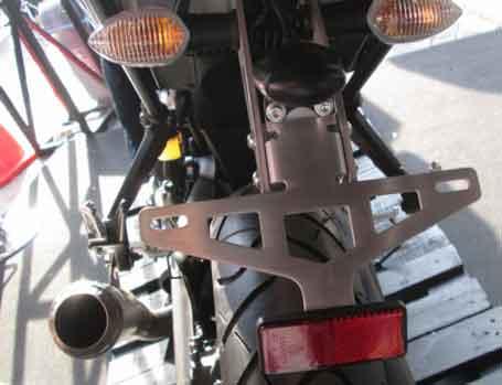 rear fender Yamaha MT-25