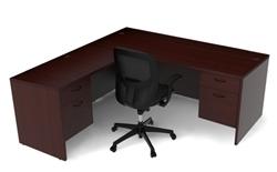 AM-316N Amber Desk