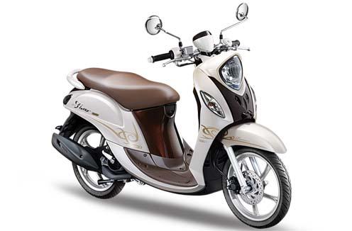 Yamaha Fino 125 Blue Core Premium