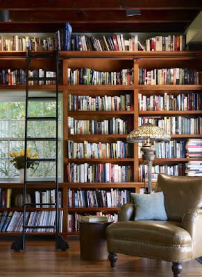 ห้องสมุดในบ้าน