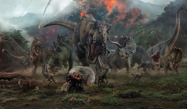 """Phim Jurassic World: Fallen Kingdom """"Thế giới khủng long 2: Vương quốc sụp đổ"""""""