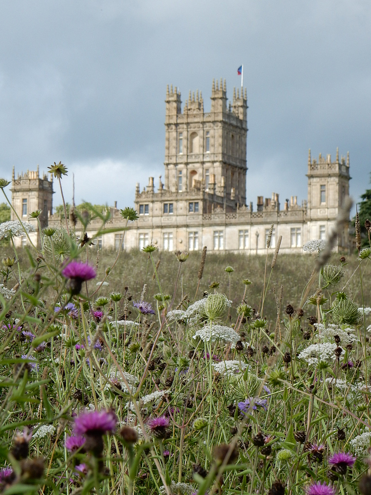 Highclere Castle Tea Rooms