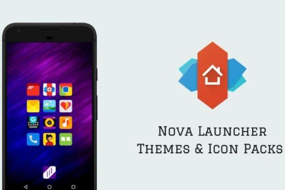 15 Tema Nova Launcher Terbaik Beserta Paket Ikon yang Harus Digunakan Pada Android