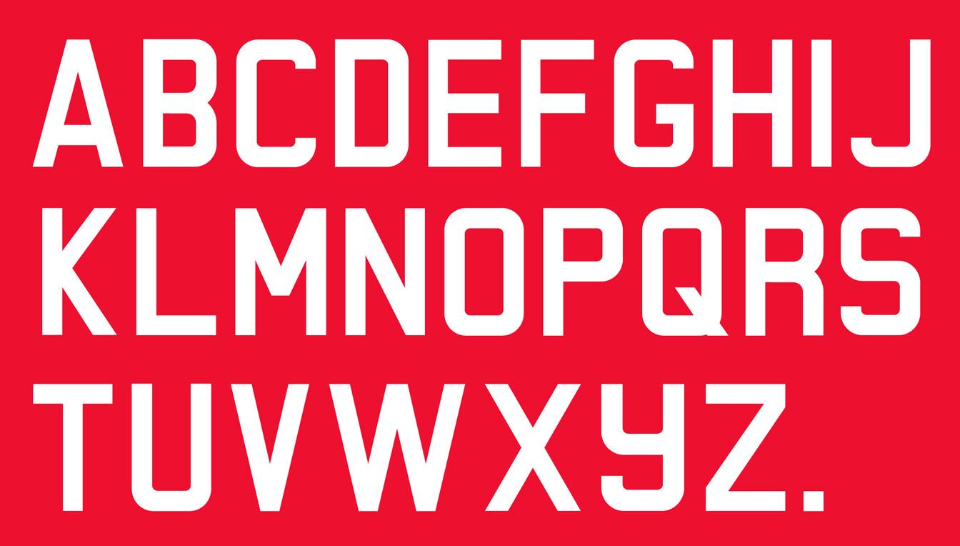 Adidas Manchester United 15-16 Font Revealed - Footy Headlines