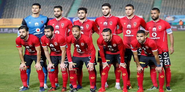موعد مباراة الأهلى و مونانا الجابوني في دوري أبطال إفريقيا والقنوات الناقلة مجانًا