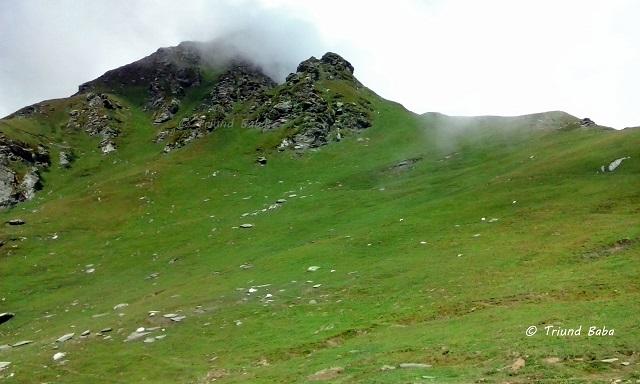 Views of Jalsu Pass