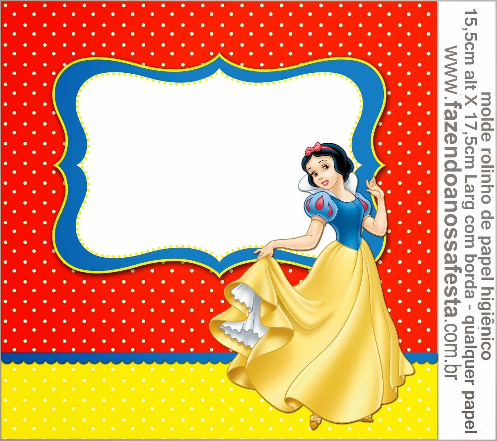 Marvelous Snow White Free Printable Candy Bar Labels Oh My Fiesta Interior Design Ideas Clesiryabchikinfo