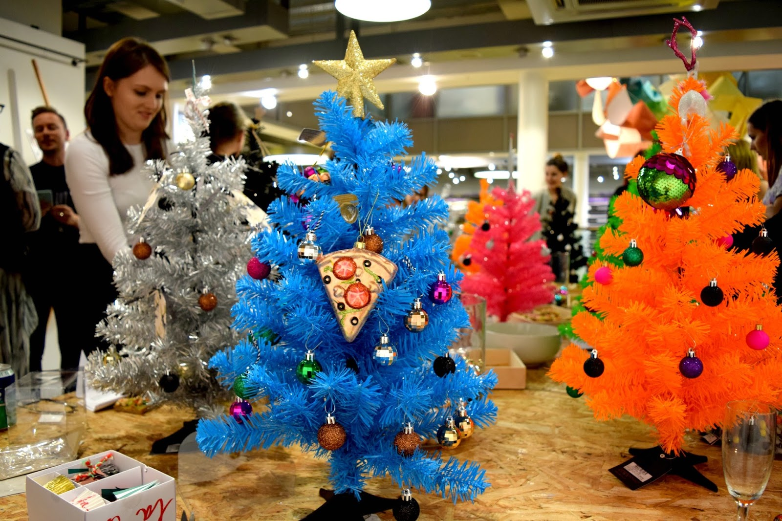 Paperchase Christmas Tree Challenge