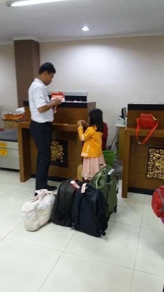 Pengalaman Chek In Bandara Pertama kali
