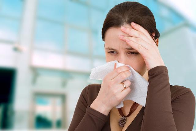 3 căn bệnh thường gặp khi thời tiết thay đổi