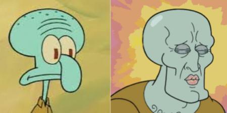 Tokoh-tokoh Kartun Sebelum dan Sesudah Di-Makeover