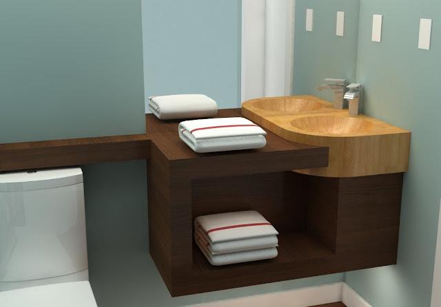 awesome guest bathroom towel storage ideas