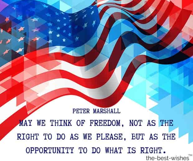 happy july 4th quotes by peter marshall images