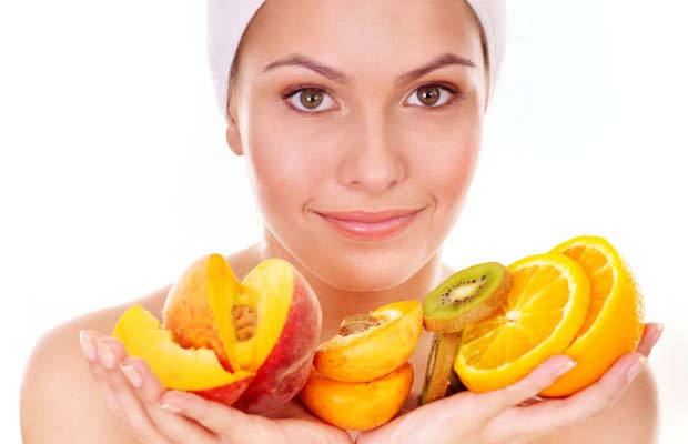 vitamins for skin in hindi
