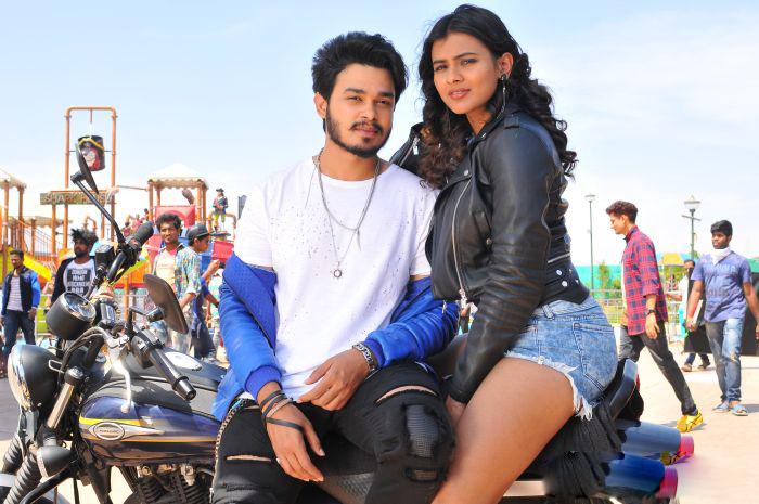 Hebah Patel Hot Photos From Angel Movie%2B%252813%2529