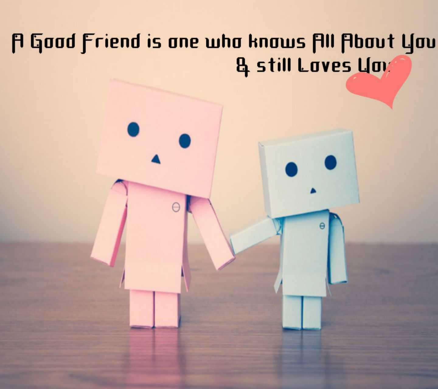 Cute Friendship Day Image With Message And Quotes For Friendfamily