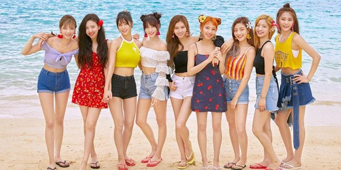 TWICE Release 1st Teaser For Next Comeback