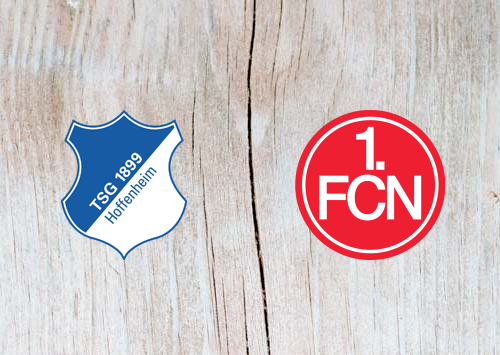 Hoffenheim vs Nuernberg - Highlights 10 March 2019