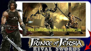 Prince of Persia Rival Swords PPSSPP Highly Compressed ISO