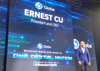 Globe Announces Digital Nation Program, Invests Heavily In Fiber Optic Infrastructure