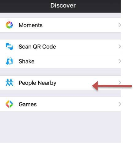 How to Find Nearby New Friends in WeChat | Tips and Tricks For WeChat