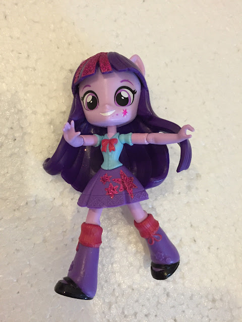 Equestria Girls Mini Glitter Twilight