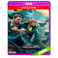 Jurassic World: El reino caído (2018) WEB-DL 1080p Audio Dual Latino-Ingles